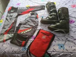 Título do anúncio: Kit Motocross PROTORK, TORRANDO