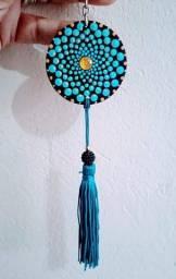 Título do anúncio: Mandalas - Chaveiros - 5 cm