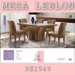 Título do anúncio: Mesa de jantar Leblon b1
