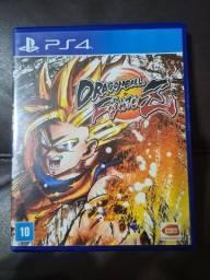 Título do anúncio: Dragonball FighterZ ps4