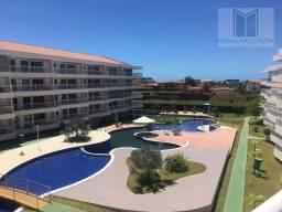 Apartamento à venda, 70 m² por R$ 430.000,00 - Porto das Dunas - Aquiraz/CE