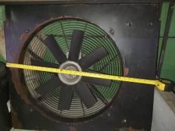 Ventilador Completo 220v Compressor Chicago Pneumatic S14