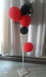 2 Suportes de bolas para festas