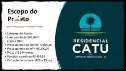 Título do anúncio: Residencial Catu **