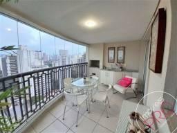 Título do anúncio: Apartamento Mobiliado 118m² para Locação no Campo Belo