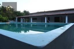 Chácara com 5 dormitórios, 3360 m² - venda por R$ 380.000,00 ou aluguel por R$ 2.000,00/mê