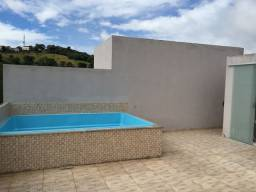 Cobertura à venda com 2 dormitórios em Santa rita, Itabirito cod:7054