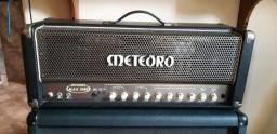 Meteoro Mak 3000 Valvulado Amp Guitarra
