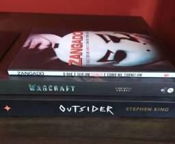 Livros Outsider/Warcraft/Zangado