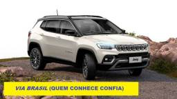 Título do anúncio: Jeep Compass Limited High Tech Diesel 4x4 AT9 ( 2022 ) 0Km Pronta Entrega