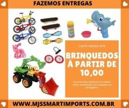 Título do anúncio: Promoção de Brinquedos a partir de 10,00 visite nosso site carrinhos, bonecas, jogos