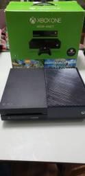 Título do anúncio: Xbox One 500gb + Kinect