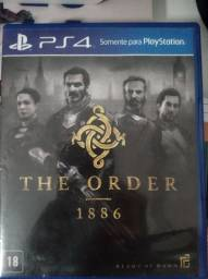 Jogo Play 4 The Order 1886
