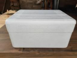 Caixa de isopor , 80 a 100 litros