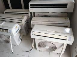 Ar condicionado compra e venda em geral