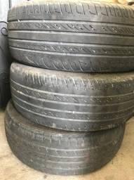 Título do anúncio: 3 pneus 16 meia vida
