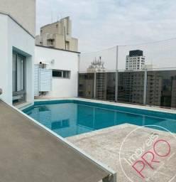 Título do anúncio: Cobertura Duplex 300m² 4 dormitórios para Locação na Vila Olímpia