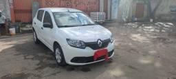 Título do anúncio: Renault Sandero Authentique 1.0