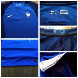 Camisa Nike Seleção França (Home)