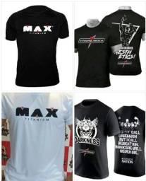 Título do anúncio: Lindas camisas Dray fit