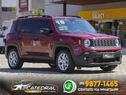 Jeep Renegade Sport 1.8 4x2 Flex 16V Mec. 2018 *Ótimo Espaço Interno* Aceito Troca