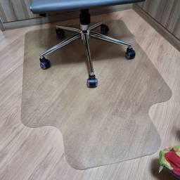 Protetor para piso de madeira