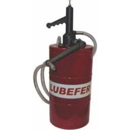 Balde troca de oleo cambio/diferencial 14l lub-508 lubfer