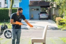 Título do anúncio: Limpeza e higienização de cadeiras, LimpClean