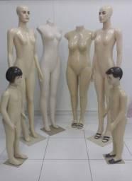 Título do anúncio: Manequins usados