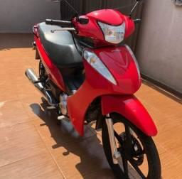 Título do anúncio: 2017 Honda Biz