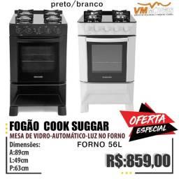 Título do anúncio: Fogão Suggar - Cook Promoção Só Hoje Entregamos e Parcelamos no Cartão