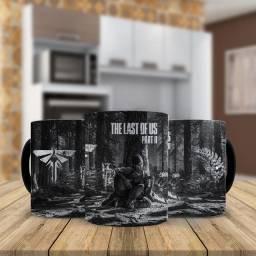 The Last Of Us Caneca Jogo Ps4 e ps3