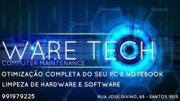Título do anúncio: Ware Tech - Manutenção em Computadores