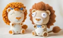 Crochês e Amigurumis - Aprenda Agora Passo a Passo