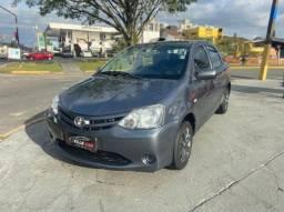 Toyota Etios Sedan XS 1.5 Flex Mec 2013. Aceitamos troca por menor valor