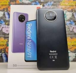 Melhor da loja ! Xiaomi 5g ! 128 gigas ! Modelo: Redmi Note 9 t