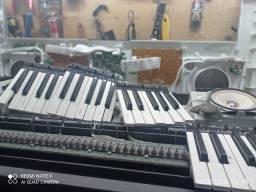 Consertos de instrumentos musicais