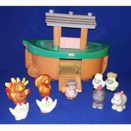 Arca de Noé Little People Fisher Price.