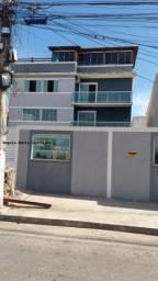 Cobertura para Locação em Rio das Ostras, Jardim Mariléa, 2 dormitórios, 1 suíte, 2 banhei