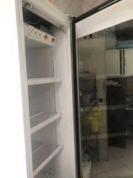 Título do anúncio: Freezer expositor e congelador excelente para bebidas