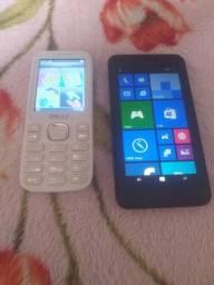 Nokia e Blu