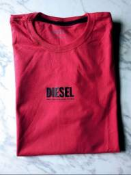 Título do anúncio: Camiseta Diesel Original Exclusiva