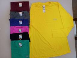 Título do anúncio: Camiseta solar UV 50+