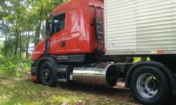 Scania 98 engatado