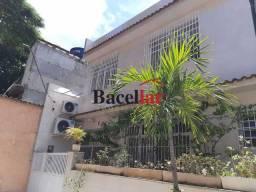 Casa de vila à venda com 2 dormitórios em Riachuelo, Rio de janeiro cod:RICV20019