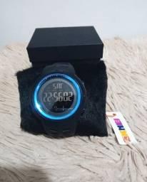 Relógio Esportivo Masculino com Caixa