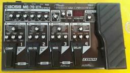 Vendo Pedaleira BOSS ME-70 (Guitarra)