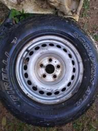 Roda da Amarok