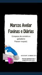 Faxinas e Diárias