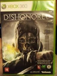 Título do anúncio: Dishonored - Xbox 360
